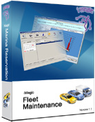 iMagic Fleet Maintenance - Fleet maintenance software - boxshot